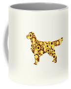 Golden Retriever - Animal Art Coffee Mug