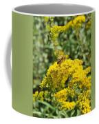 Golden Rod Coffee Mug