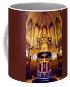 Golden Room Coffee Mug