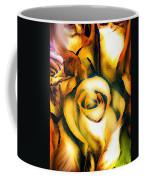 Golden Rose N Twilight Coffee Mug