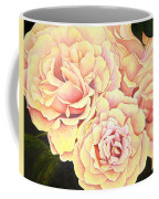 Golden Roses Coffee Mug