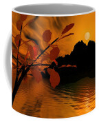 Golden Slumber Fills My Dreams. Coffee Mug