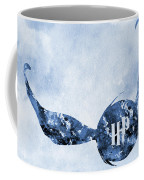 Golden Snitch-blue Coffee Mug