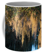 Golden Spanish Moss Coffee Mug