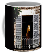 Golden Stallian Coffee Mug