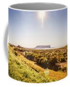 Golden Stanley Landscape Coffee Mug