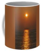 Golden Sun Coffee Mug