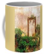 Golden Sun Golden Cat Coffee Mug