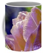 Golden Sunset Tulip Coffee Mug