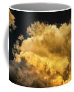 Golden Thunderhead Coffee Mug
