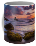 Golden Tides Coffee Mug