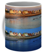 Golden To Blue Hour Puerto Sherry Cadiz Spain Coffee Mug