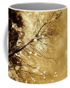 Golden Tones Coffee Mug