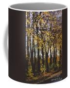 Golden Trees 1 Coffee Mug