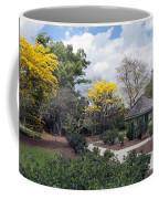 Golden Trumpet Trees Coffee Mug