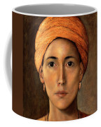 Golden Turban Coffee Mug