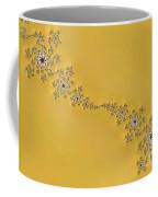 Golden Wave Coffee Mug