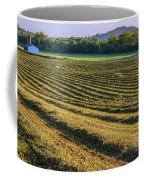 Golden Windrows Coffee Mug