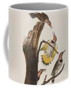 Golden-winged Woodpecker Coffee Mug