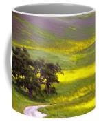 Goldenrod Oak Santa Ynez California 2 Coffee Mug