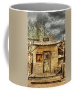 Goldfield Ghost Town - Jail  Coffee Mug