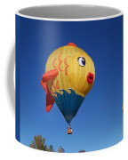 Goldie The Goldfish Coffee Mug