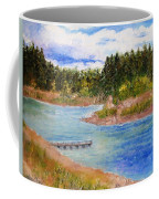 Goldwater Lake Coffee Mug
