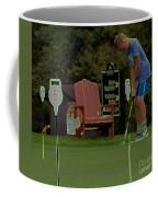Golf Art 3 Coffee Mug