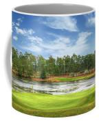 Golf At Pinehurst  Coffee Mug