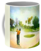 Golf At The Blue Monster In Doral Florida 02 Coffee Mug