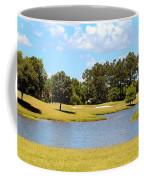 Golf Course Beauty  Coffee Mug