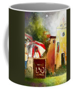 Golf In Club Fontana Austria 01 Dyptic Part 02 Coffee Mug