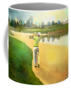 Golf In Club Fontana Austria 02 Coffee Mug