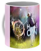 Golf In Crans Sur Sierre Switzerland 03 Coffee Mug