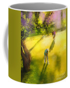 Golf In Spain Castello Masters  01 Coffee Mug