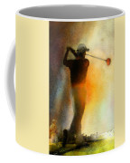 Golf In The Portugal Masters 01  Coffee Mug