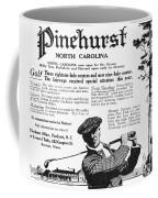 Golf: Pinehurst, 1916 Coffee Mug