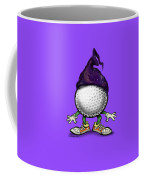 Golf Wizard Coffee Mug