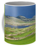 Golfing And Grazing Coffee Mug