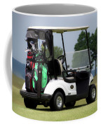 Golfing Golf Cart 05 Coffee Mug