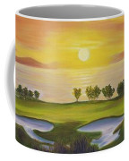Golfing Heaven Coffee Mug