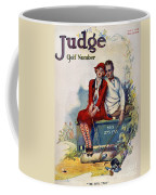 Golfing: Magazine Cover Coffee Mug