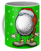 Golfmas Coffee Mug