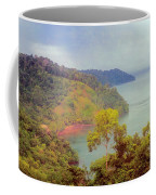 Golfo Dulce Costa Rica Coffee Mug