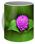 Gomphrena - Globe Flower 003 Coffee Mug