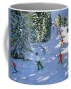 Gondola Austrian Alps Coffee Mug
