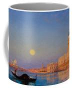 Gondola On St. Mark's Basin. Venice Coffee Mug