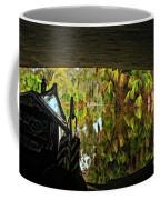 Gondola Under A Bridge Coffee Mug