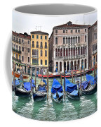 Gondolas Galore Coffee Mug