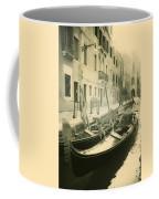 Gondolas Coffee Mug by Joana Kruse
